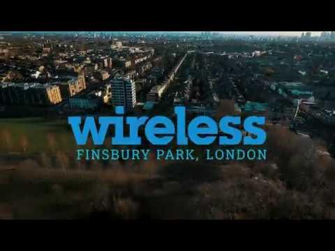 Wireless 2018 | J. Cole, Stormzy, DJ Khaled and friends