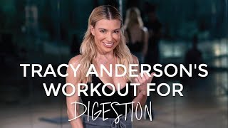 Tracy Anderson's 6-minute core workout to boost digestion   Good Moves