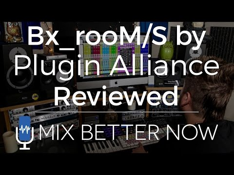 BX_rooMS by Brainworx & Plugin Alliance (In-Depth Review) | MixBetterNow.com