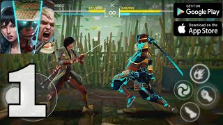 Shadow Fight Arena - Gameplay Walkthrough Part 1 - Real-Time Online PvP battles (iOS, Android) screenshot 3