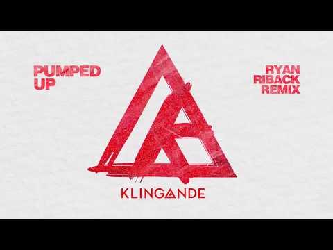 Klingande - Pumped Up (Ryan Riback Remix) [Cover Art] [Ultra Music]
