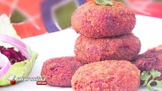 Vegetable Cutlet | Kolkata Street Snack | Deep Fried And Baked