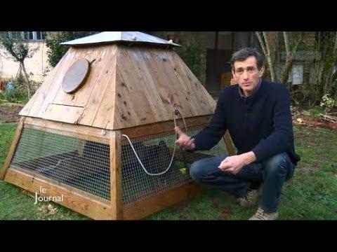 La poule belle cr er des poulaillers modernes vend e - Construire sa maison en palette ...