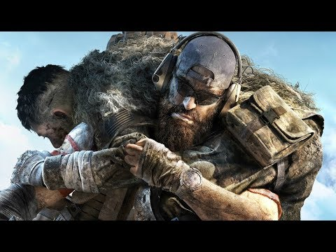GHOST RECON BREAKPOINT GAMEPLAY REACTION (GR Breakpoint)