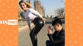 Funny videos 2018 ✦ Funny pranks try not to laugh challenge P26