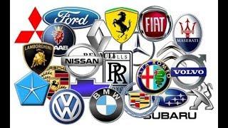 Significado dos logotipos das marcas de carros by Mascarello Cabines