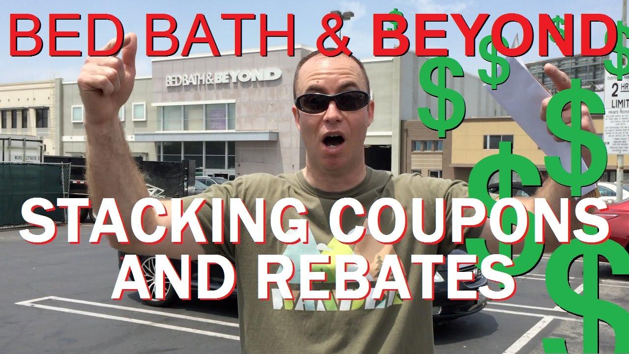 Bed Bath And Beyond Rebates
