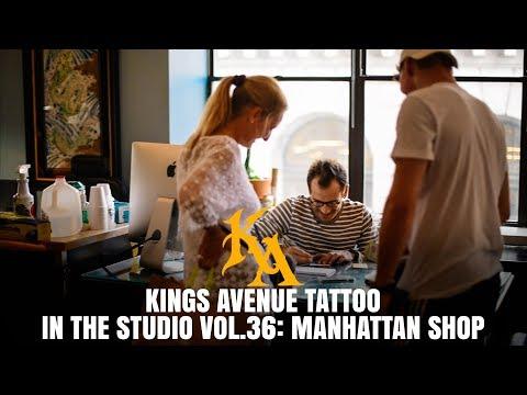 Manhattan Shop In The Studio Vol