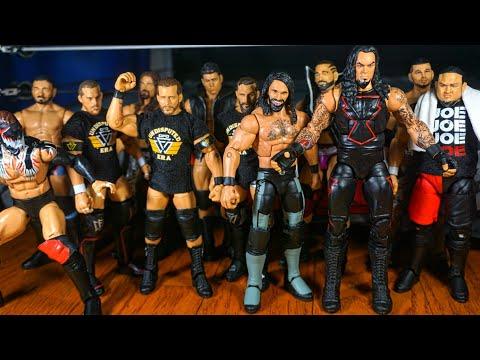 I'M BACK! MASSIVE HAUL! TONS OF NEW WWE ELITES! UNDISPUTED ERA, ROLLINS, TAKER! (Mail Call 105)