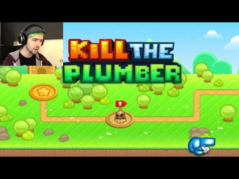 TIME TO KILL MARIO! | Kill The Plumber