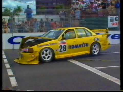 1994 Gold Coast Indy Carnival | Group A Touring Cars | Race 2