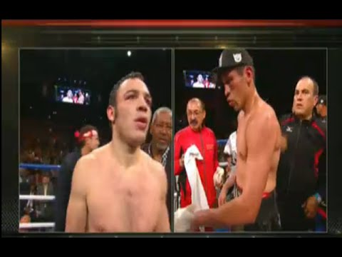 Review Julio Cesar Chavez jr vs Marcos Reyes NO FIGHT FOOTAGE