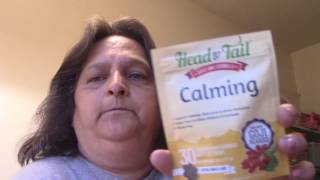 Product review for Head to Tail Calming cat chews