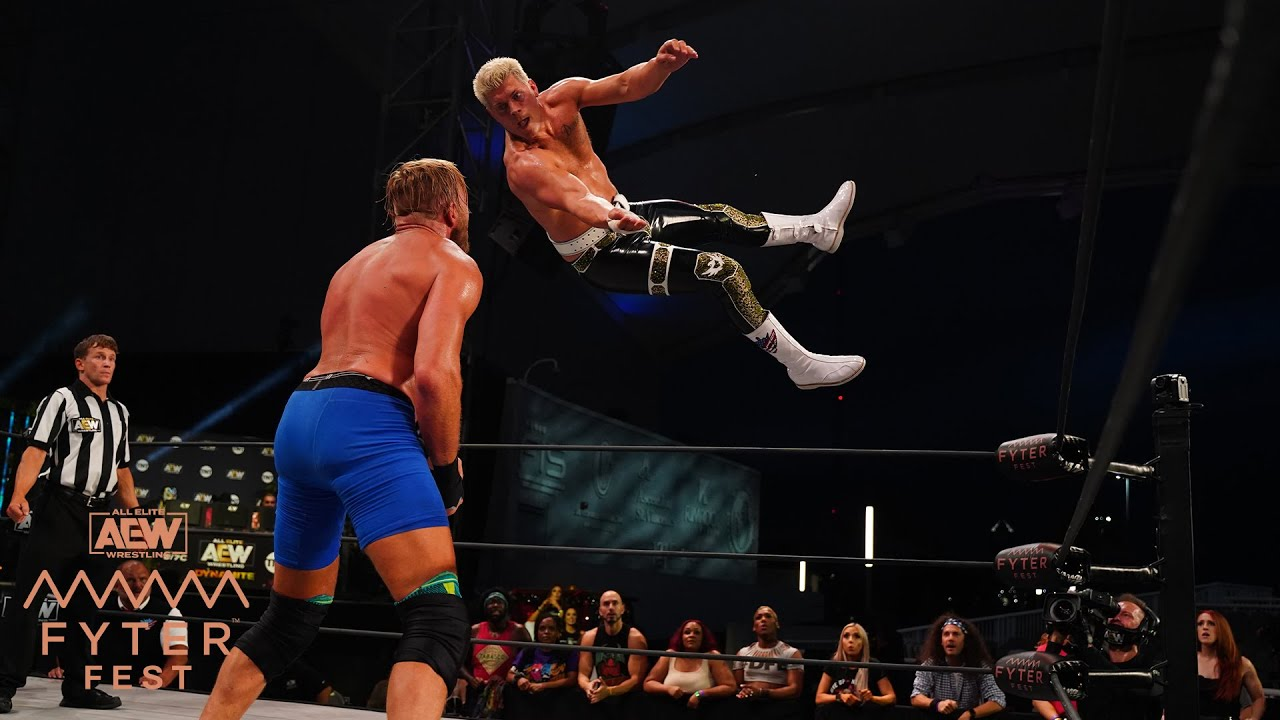 AEW Announces Storyline Suspension And Fine For Jake Hager ...