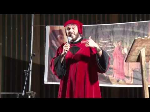 Inferno Canto III - Divina Commedia - Spiegazione - Live
