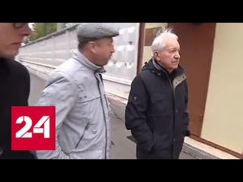 Бывший глава Коми Торлопов прилетел на допрос в Следственный комитет