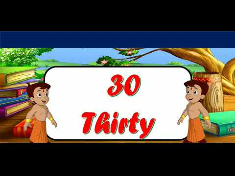 Number Names For Kids 1 to 100 | Numbers name 1 to 100 | Anmol Education Group