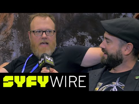 Star Wars Aftermath Author: Chuck Wendig on Canon | SYFY WIRE
