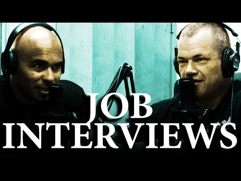 Good Tips for a Job Interview: The Facts - Jocko Willink & Echo Charles