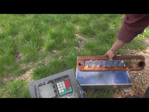 Сравниваем вес чугунных и биметалличесских батарей (радиаторов)