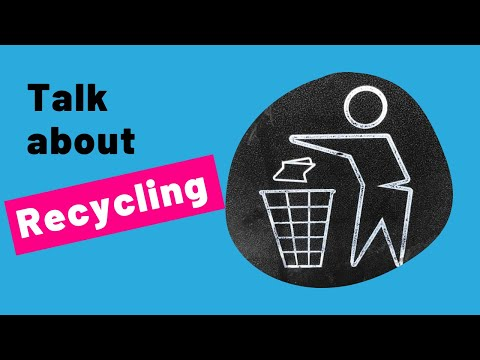 IELTS Speaking Practice - Live Lessons on the topic of RECYC