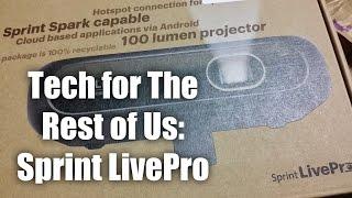 Review: Sprint LivePro