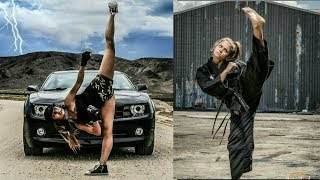 BEST Female Martial Arts 2018!!!