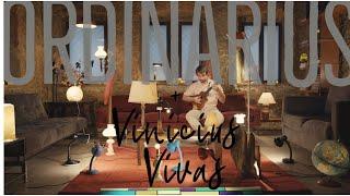 """Ordinarius + Vinícius Vivas em """"Aquele um"""" (Djavan/Aldir Blanc)"""