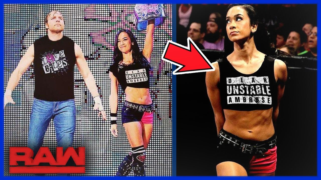 HOW AJ LEE AND DEAN AMBROSE ALMOST BECAME A COUPLE - YouTube