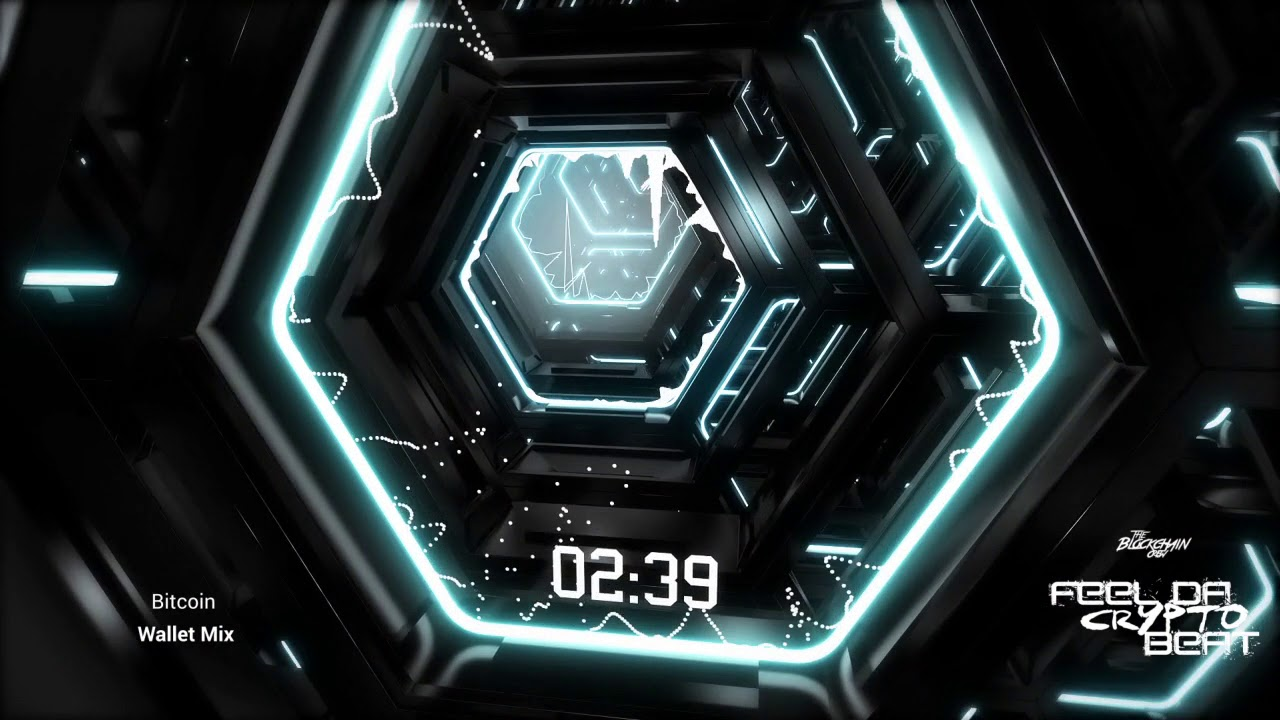 The Blockchain Crew - FEEL DA CRYPTO BEAT (Bitcoin Wallet Mix)