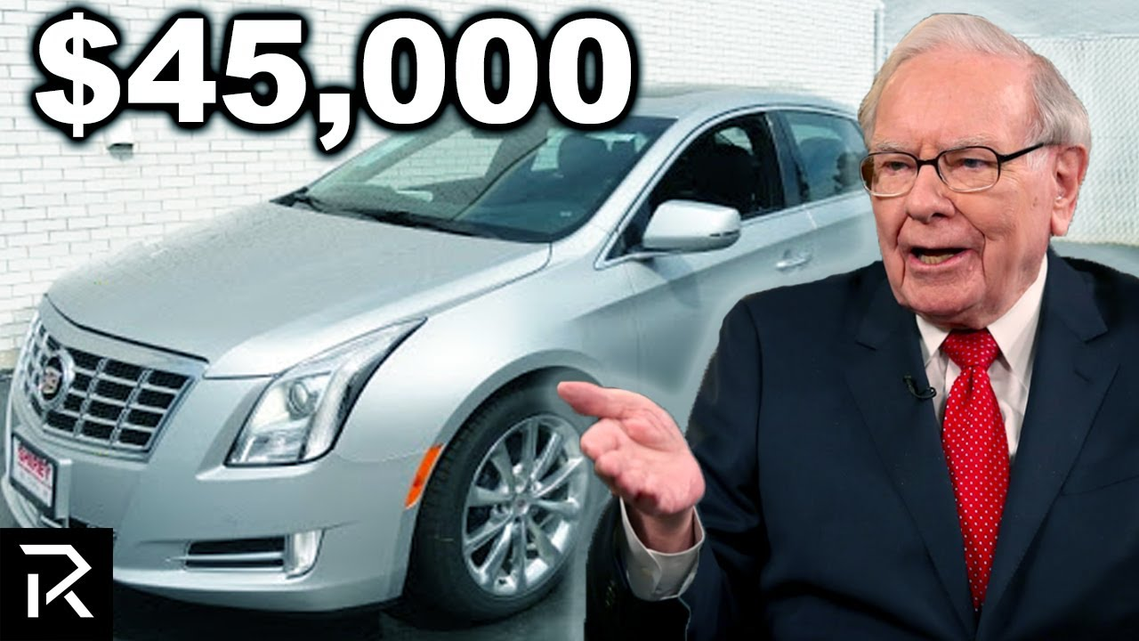 How Warren Buffet Spent 67 Billion