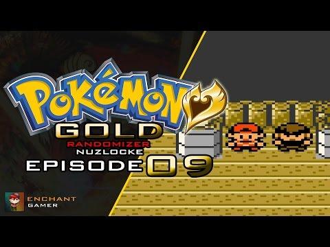 Pokemon Gold | Part 9: หอคอยไฟไหม้ [Randomizer Nuzlocke]