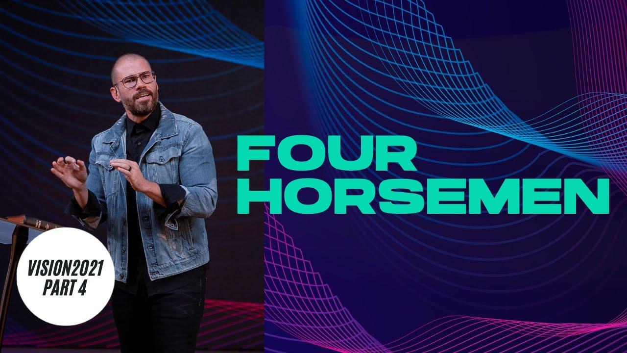 Four Horsemen (Part 4 - Vision) | Ps Joshua McCauley