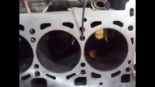 Audi 4.2 ta'mirlash bilan L motor muammolari