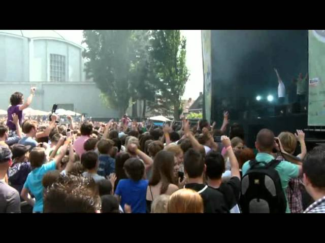 ParkCity Live 2011 - De Jeugd van Tegenwoordig part 2