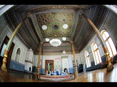 Excursion around the State museum of applied arts and handicraft history of Uzbekistan in Tashkent