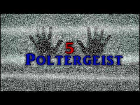 5 Poltergeist You Won't Believe - Real Poltergeist Caught On Tape - #Poltergeist