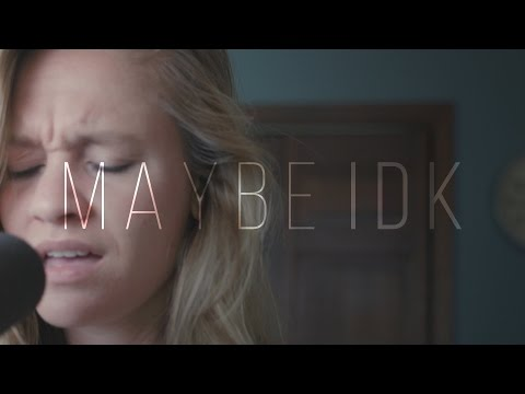 Maybe IDK | Jon Bellion (cover)