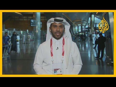 على متن 12 طائرة.. جمهور البحرين يصل الدوحة لحضور مباراة منتخبه أمام السعودية في نهائي #خليجي24  - نشر قبل 6 ساعة