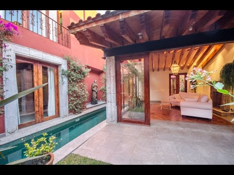 House for Sale - Real Estate San Miguel de Allende - Quinta Sevilla