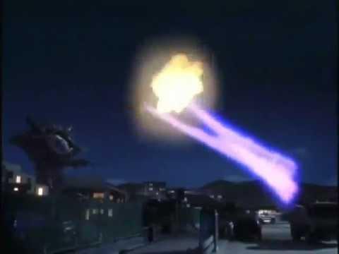 Ultraman Gaia vs Gan Q Code 2