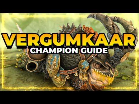 Vergumkaar Champ Guide! Good or Trash?! RAID Shadow Legends