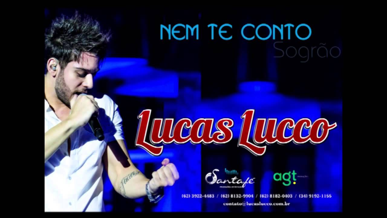 CD| Completo -  Lucas Lucco - Nem te conto