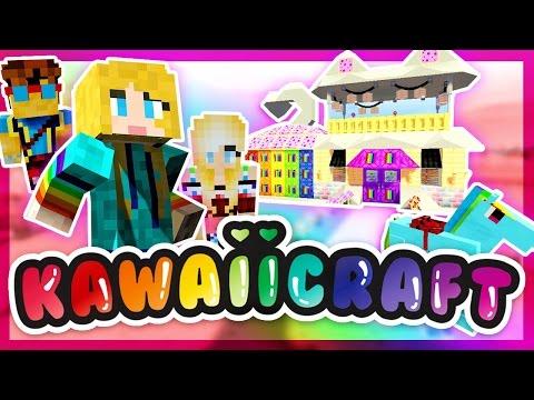JOIN MY VILLAGE | KawaiiCraft Ep. 3