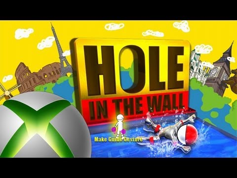 father-and-son-play:-hole-in-the-wall---kinect