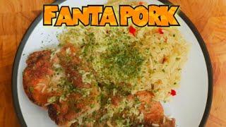 Fanta Pork Steaks  Bizarre Recipes