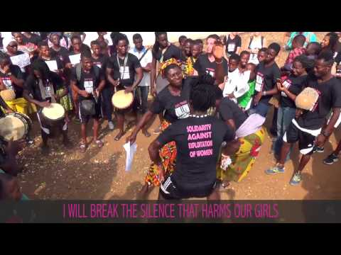 1 Billion Rising Video #2- Togo, West Africa - 11/02/17