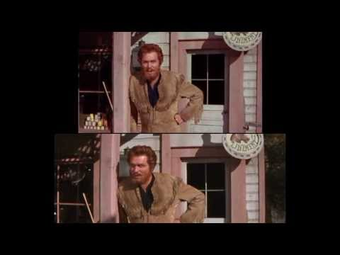 Seven Brides for Seven Brothers (dual takes) - Bless Your Beautiful Hide - Sobbin' Women