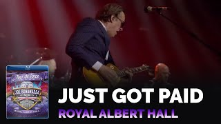 "Joe Bonamassa Official - ""Just Got Paid"" - Tour de Force: Royal Albert Hall"