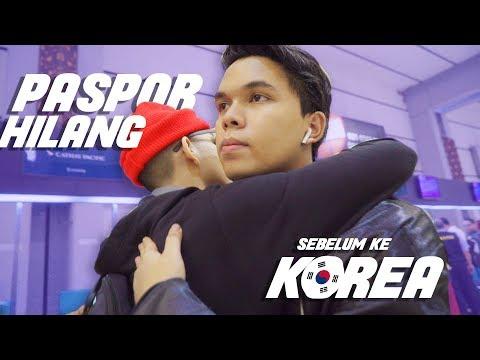 Rusuh OTW Korea,  Paspor Hilang!